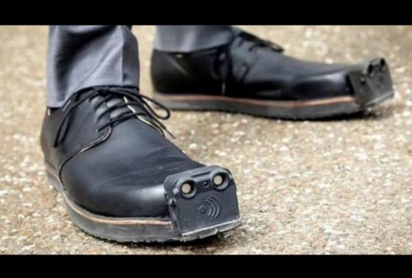 Sepatu pintar 'InnoMake'. (Foto: InnoMake).