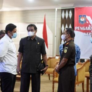 Wali Kota Kediri Ajak Jaga Komitmen Menggerakkan Ekonomi dan Disiplin Jalankan Protokol Kesehatan