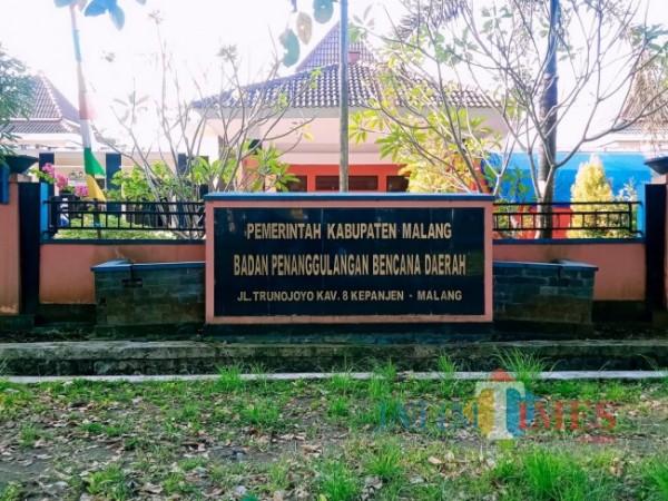 Badan Penanggulangan Bencana Daerah (BPBD) Kabupaten Malang. (Foto: Fery/ MalangTIMES)