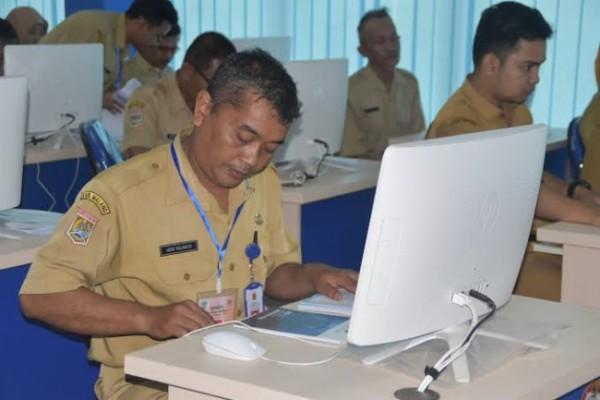 Ilustrasi ASN di Pemkab Malang (foto: Pemkab Malang)