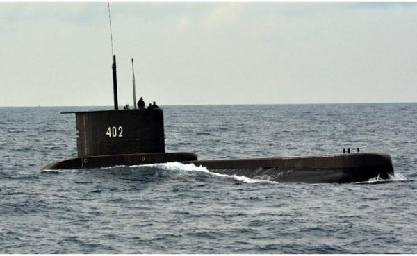 KRI Nanggala-402 (Foto: Detik.com)
