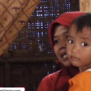 Kisah Pilu Pasangan Suami Istri Mandi di Air Kotor, 2 Anak Harus Putus Sekolah