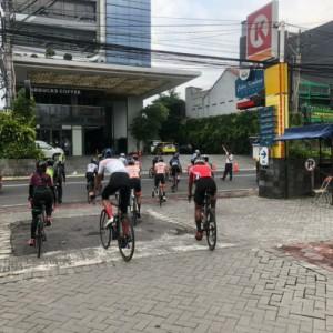 Songsong SEA Games Vietnam 2021, Atlet Balap Sepeda Jalani Tes di Jogja