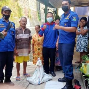 Penemuan Ular Piton 2,5 Meter di Kandang Ayam Gegerkan Warga Oro-Oro Dowo