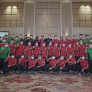 Skuad Timnas Indonesia Siap Tempur di Kualifikasi Piala Dunia 2022