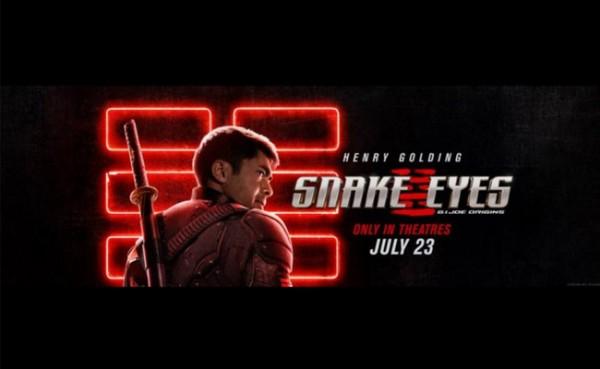 Snake Eyes: G.I. Joe Origins (Foto: Antara)