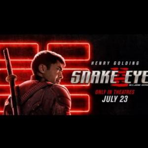 Aksi Henry Golding Hajar Para Musuh di Trailer Snake Eyes: G.I. Joe Origins