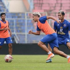 Arema FC belum Putuskan Bergabung di Turnamen Pramusim Nine Sport