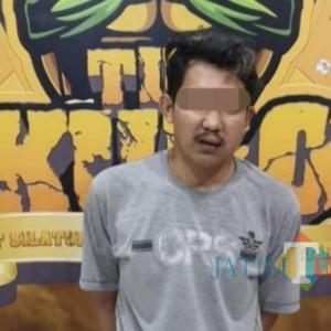 Pelaku Penusukan dan Perampasan Motor di Jalan Toga Lumajang Berhasil Ditangkap