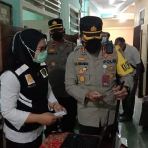 201 Lansia Purnawirawan Polri di Kota Malang Jalani Vaksinasi
