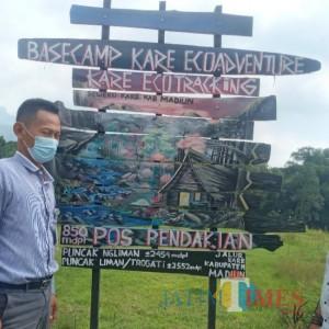 Manjakan Pendaki Gunung Wilis, Pemerintah Desa Kare Suguhkan Base Camp Eco Adventure