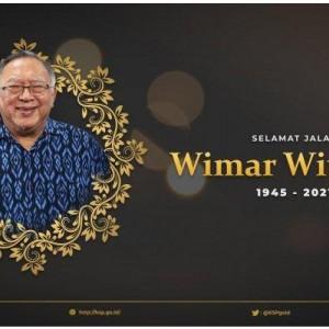 Wimar Witoelar: Mantan Jubir Gus Dur yang Kerap Kritik Pemerintahan Era Soeharto, Meninggal Dunia