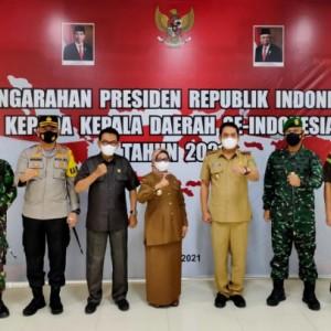 Pemkab Jombang Respons Arahan Presiden Jokowi untuk Pertumbuhan Ekonomi Nasional