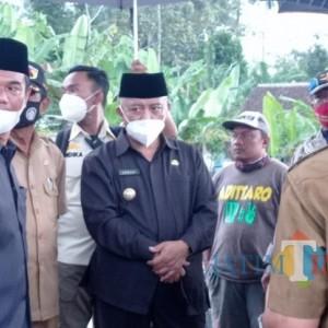 Serius Tangani Covid-19, Bupati Malang Sanusi: Penanganan Sudah On The Track