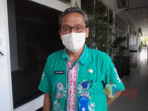 M Norawi, Kabag Tata Pemerintahan Desa Pemkab Banyuwangi Nurhadi Banyuwangi Jatim TIMES