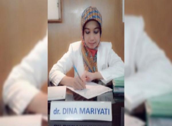 Penanggungjawab Poli VCT RSI Unisma, dr Dina Mariyati (Ist)
