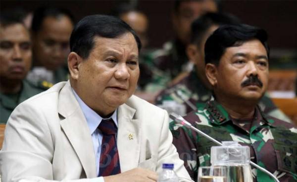 Prabowo Subianto (Foto: Bisnis.com)