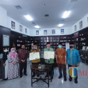 UIN Malang Jalin MoU dengan Pusdiklat LKKMO Balitbang Kemenag
