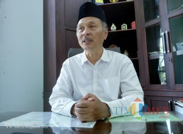 Rektor UIN Malang, Prof Abdul Haris (doc MalangTIMES)