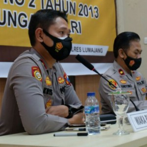 Polres Lumajang Gelar Sosialisasi SPIP di Lingkungan Polri
