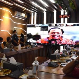 Momen HKN, Wali Kota Kediri Ajak UMKM Kembali Bangkit