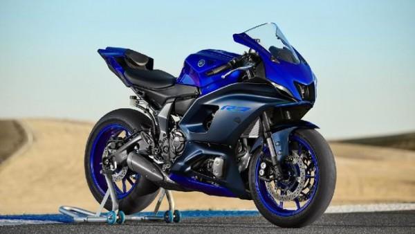 Yamaha R7 (Foto: Yamaha)