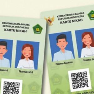 Kartu Nikah Digital Bisa Segera Dikantongi Pasutri, Kota Malang Meluncur Akhir Mei