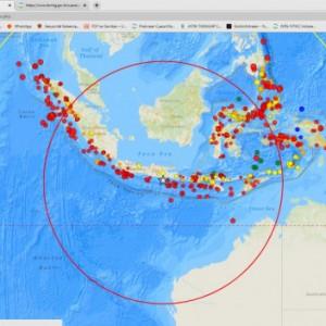 Gempa 6,2 SR Tenggara Blitar Tak Berpotensi Tsunami