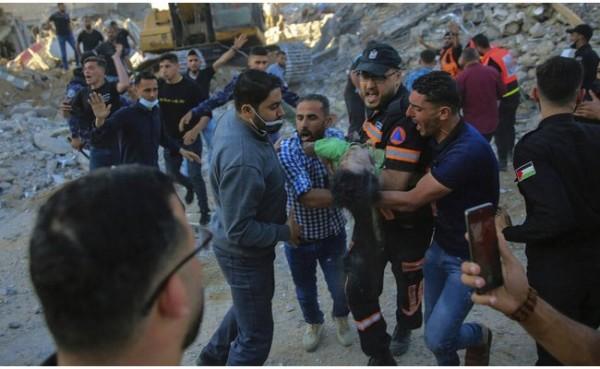 Konflik Palestina dan Israel (Foto: dailyherald.com)
