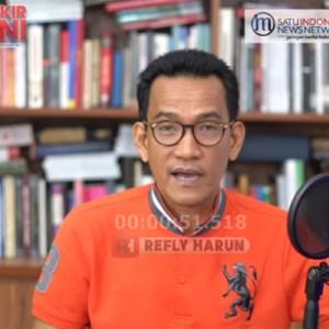 Tanggapi Video Viral Ultah Khofifah dan Emil, Refly Harun: Harusnya Diproses Kurang Lebih Sama dengan HRS