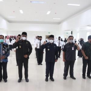 Dikukuhkan Wali Kota Sutiaji, 39 Sekolah di Kota Malang Punya Kepala Sekolah Baru