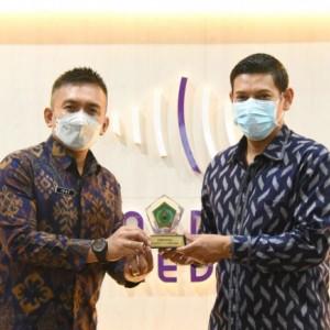3 Kali Raih Penghargaan Terbaik Se-Jawa Bali, TPID Kota Kediri Jadi Kota Percontohan