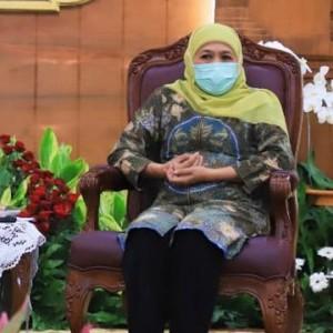 Klarifikasi Gubernur Khofifah Via WAG Terkait Pesta Ulang Tahun