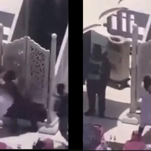 Khatib Jumat di Masjidil Haram Hampir Diserang saat Khotbah, Pelaku Bawa Tongkat dan Sudah Ditangkap
