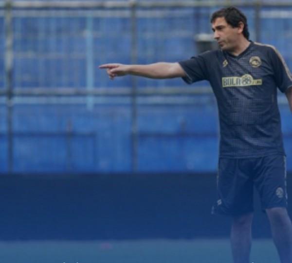 Pelatih Arema FC, Eduardo Almeida (foto: istimewa)