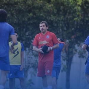 Perdana Melatih di Arema FC, Eduardo Almeida Tingkatkan Intensitas Latihan