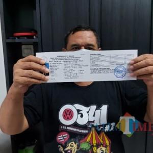 Disnaker-PMPTSP Kota Malang Jelaskan Kegunaan Kartu Pendaftaran Pencari Kerja