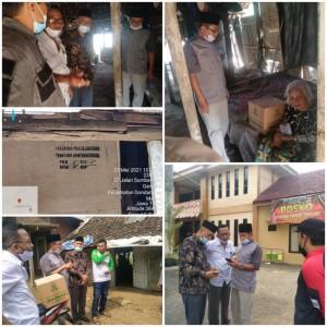Berawal dari Ngedum Ojir, Pejabat Pemkab Malang Beri Bantuan ke Nenek yang Tinggal Sebatang Kara di Gondanglegi