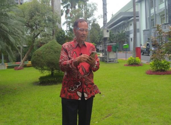 Rektor UIN Malang Prof Abdul Haris (doc MalangTIMES)