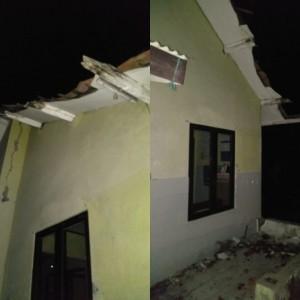 Dampak Gempa 6,2 SR Bertambah, dari 14 Jadi 16 Kecamatan Kabupaten Malang