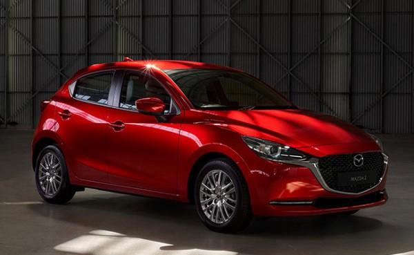 Mazda2 (Foto: Carmudi)