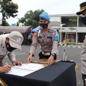 Sanksi Anggota Polres Batu Salahgunakan Narkoba, Pecat Tidak Terhormat