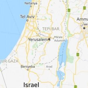 Google Maps Tak Pasang Label Palestina di Petanya? Berikut Jawabannya
