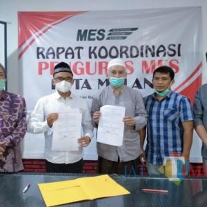Permudah UKM Peroleh Sertifikasi Halal, MES Kota Malang Jalin MoU Dengan Halal Center Cinta Indonesia
