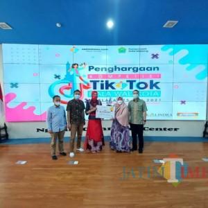 Kompetisi TikTok Piala Wali Kota Malang 2021 Usai, Ini Deretan Pemenangnya