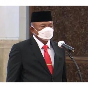 Ganip Warsito, Letjen TNI yang Resmi Dilantik Jokowi Jadi Kepala BNBP Gantikan Doni Monardo