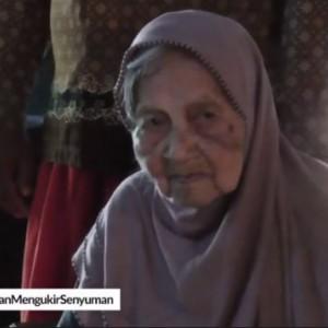Anak Meninggal dan Cucunya Tak Peduli, Kisah Nenek Pikun ini Sangat Memprihatinkan