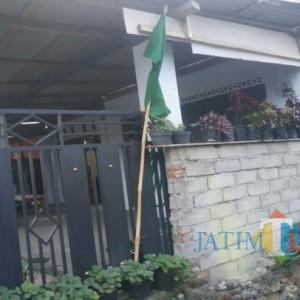 Pasca-Lockdown, Bendera Merah di Dusun Tekik Diganti Hijau