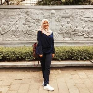 Hikma Mahasiswi Jogja Sabet Juara 1 Berkat Gugah Kenangan dengan Kuliner