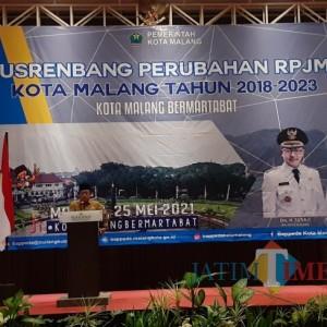 RPJMD 2018-2023 Disesuaikan, Ekonomi Kreatif Jadi Salah Satu Prioritas Kota Malang
